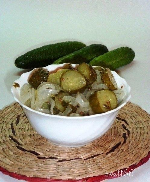 10 вкусненых и обалденных салатов на зиму! 1. Овощной салат на зиму Ингредиенты 1кг-баклажанов ... - 4