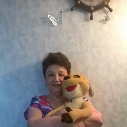 Любовь, 65 лет, Астрахань