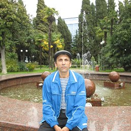 Юрий, 55 лет, Сочи