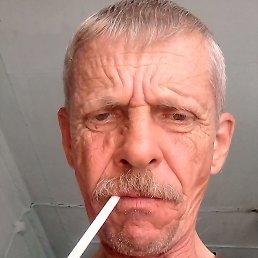 Владимир, 60 лет, Омск