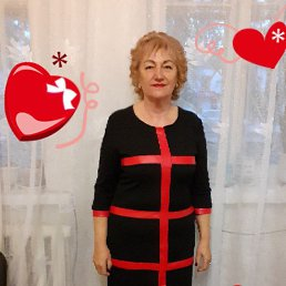 Нинель, 64 года, Бердянск