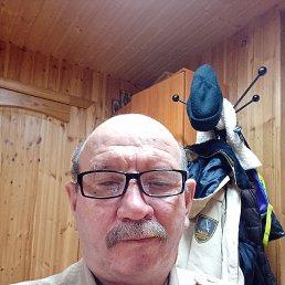 Владимир, 60 лет, Киров
