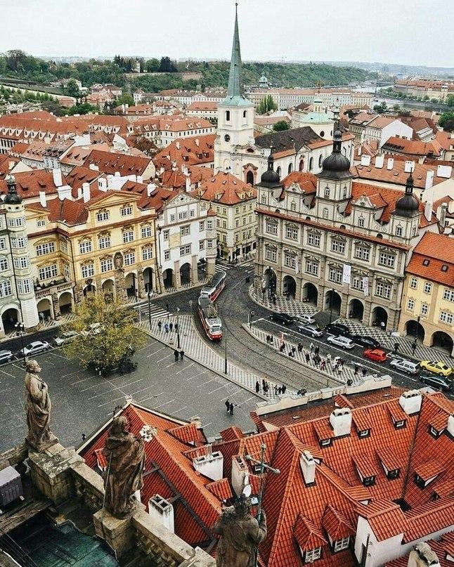Посадите меня в самолет и отправьте в Прагу, пожалуйста! - 3