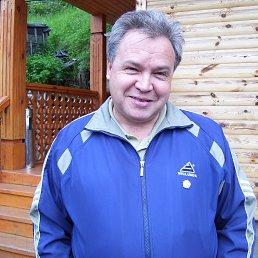 Сергей, 64 года, Красноярск