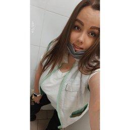 Аня, 22 года, Омск