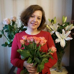 Светлана, Москва, 46 лет