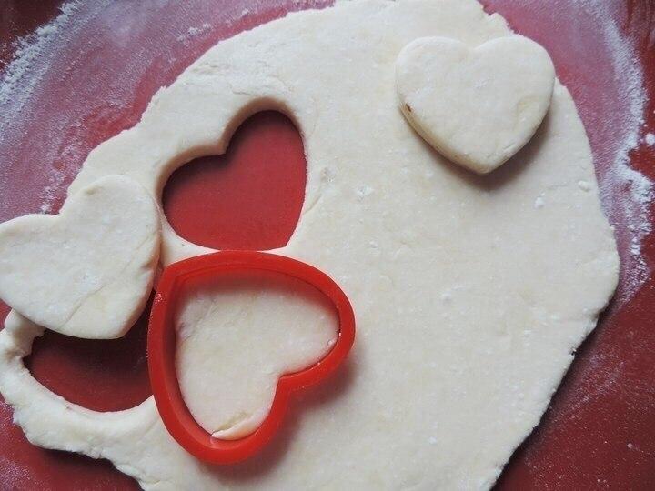 Творожное печенье «Слойка». Невероятно вкусное, просто тающее во рту слоеное творожное печенье. ... - 3