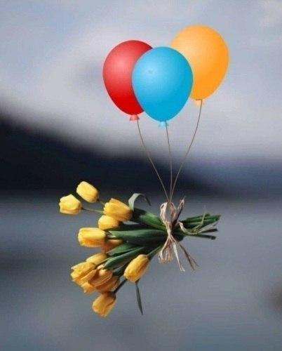Улыбнитесь новому дню!)