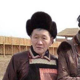 Владимир, Хабаровск, 65 лет