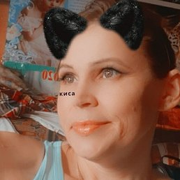 Нина Шорохова, Челябинск, 43 года