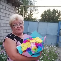 Татьяна, Ленинск, 57 лет