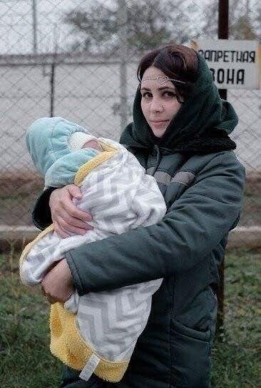 Эти матеря воспитывающие своих детей за решеткой... Детей жалко пчпчпч - 3