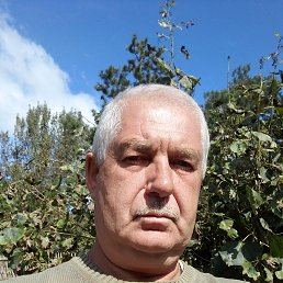 Георгий, 56 лет, Анапа
