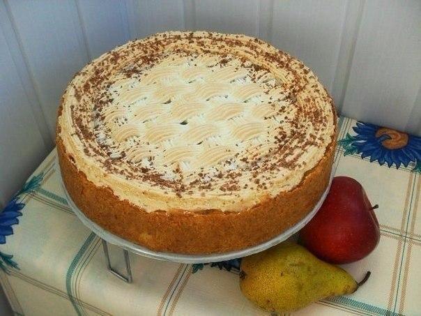Вкуснющий пирог