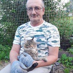 Юрий, 60 лет, Новосибирск
